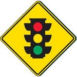 signal ahead in spanish