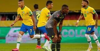 موعد مباراة البرازيل وباراجواي في تصفيات كأس العالم 2022