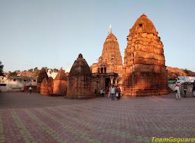 Mamleshwar Temple Complex  Omkareshwar