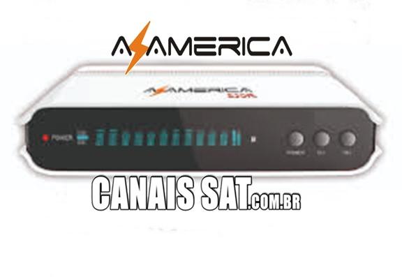Azamerica S2015 Nova Atualização V3.3.6 - 25/08/2020