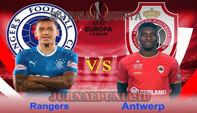 Prediksi G.Rangers vs Royal Antwerp, Jumat 26 Februari 2021 Pukul 00.55 WIB