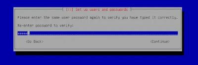 password not root
