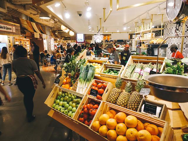 メルカド・リトル・スペイン(Mercado Little Spain)