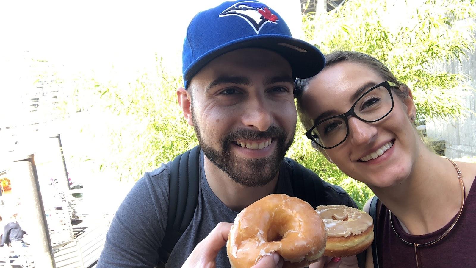 Lee's Doughnuts Granville Island