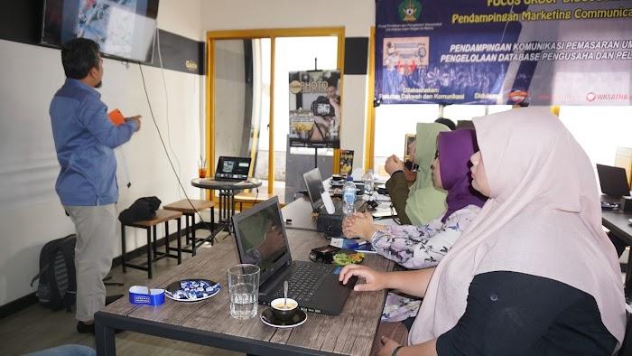Efektifkan Bisnis, Pengusaha Aceh Ikuti Pelatihan Pemasaran Online