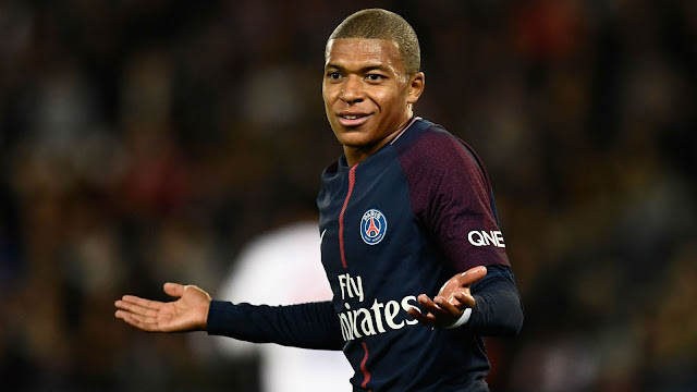 Kylian Mbappe, The Next Best Thing from The Next Generation