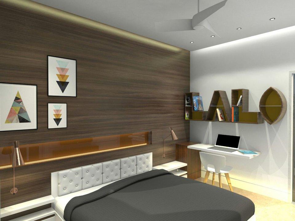 Modern Interior Apartment Designs & Furniture - Desymbol