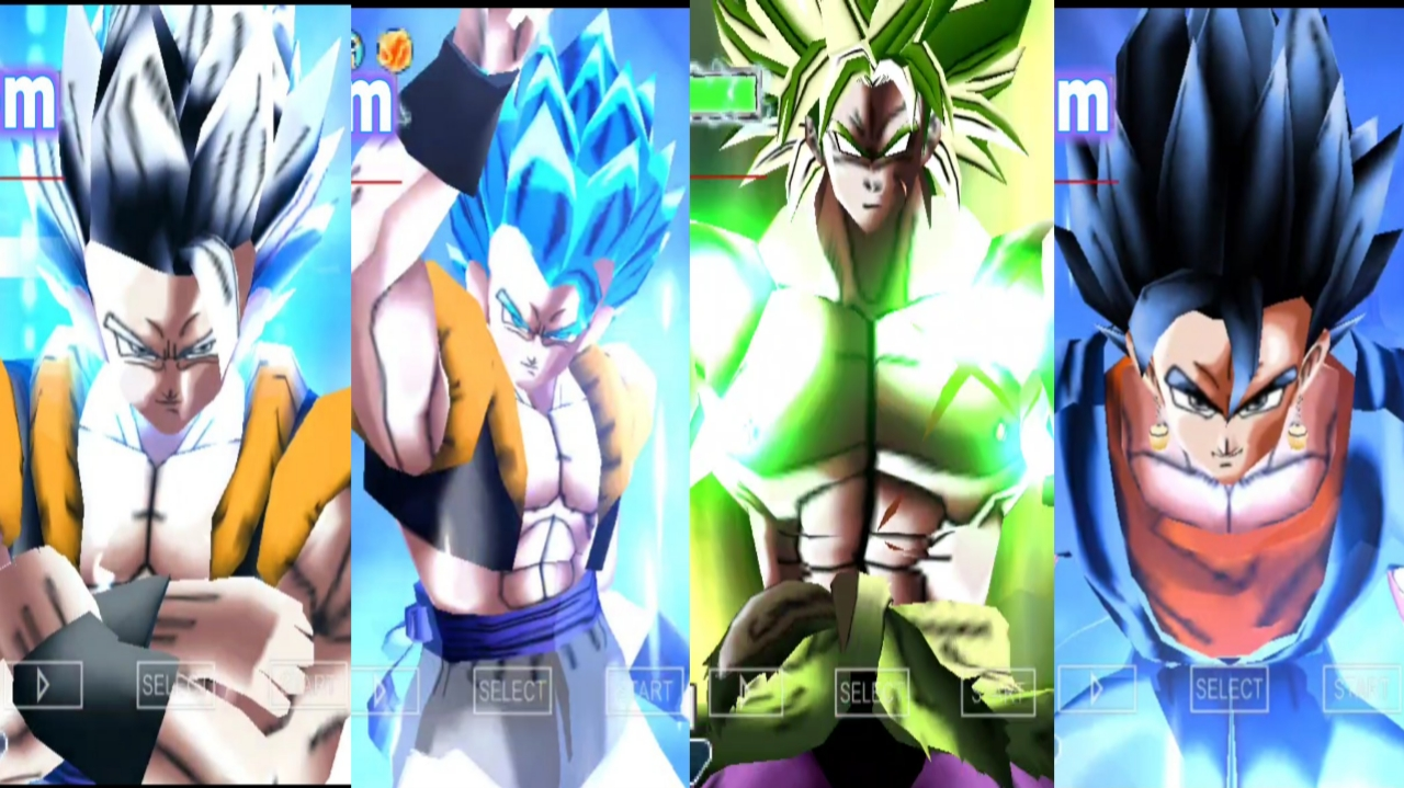 Dragon Ball Super Gogeta Vs Broly