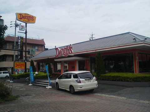 外観2 デニーズ松原店