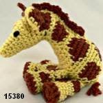 patron gratis jirafa amigurumi |free amigurumi pattern giraffe