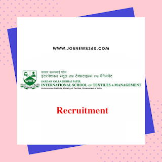 SVPISTM Coimbatore Recruitment 2019 for Administrative officer