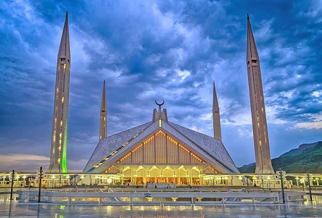 masjid islamabad