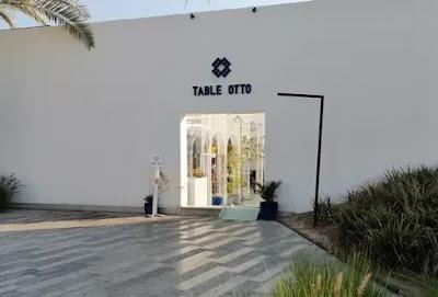 مطعم تيبل اوتو حديقة الشهيد الكويت | المنيو ورقم الهاتف والعنوان