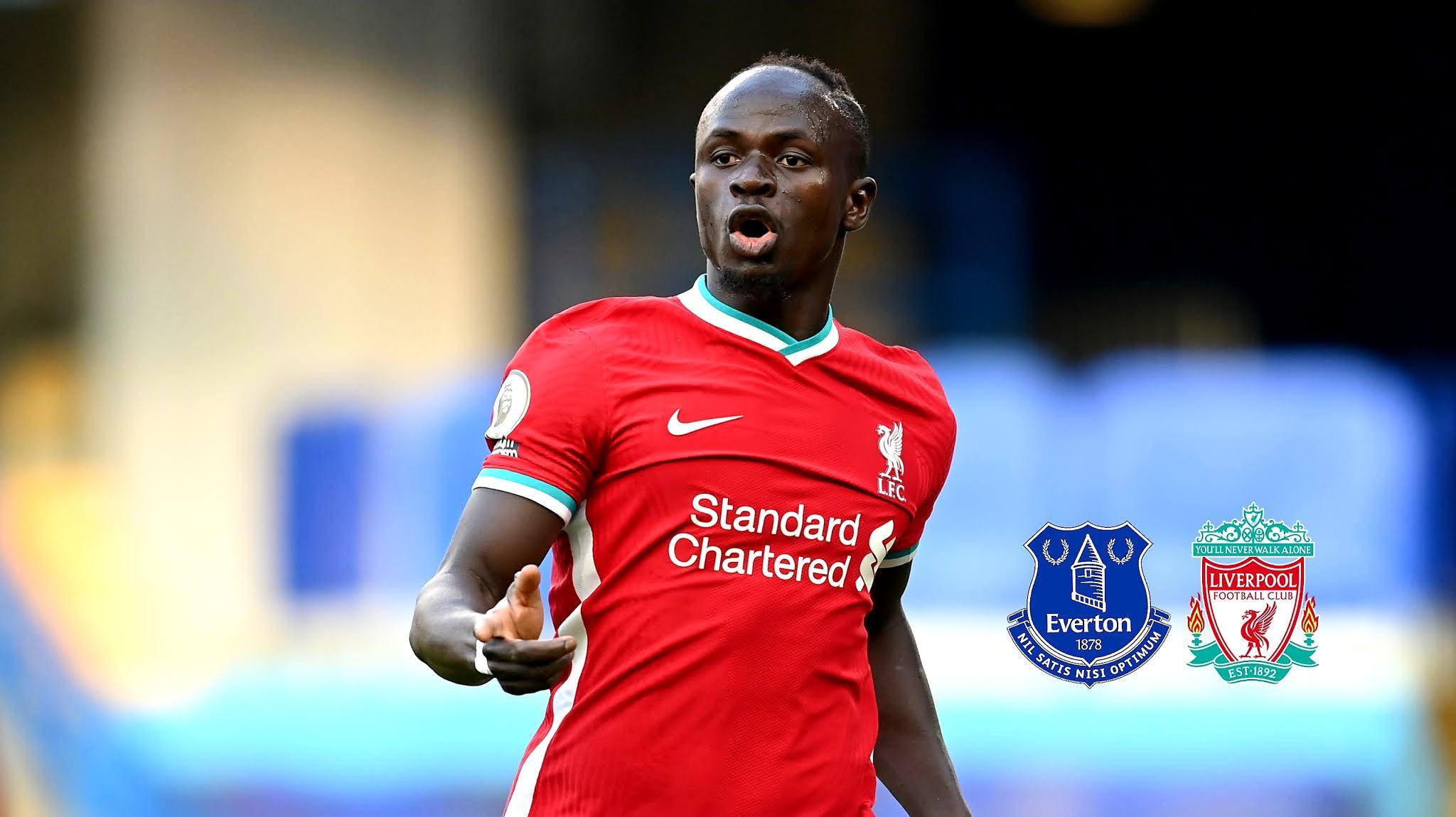 Sadio Mane still in doubt against Everton despite recovering from coronavirus.