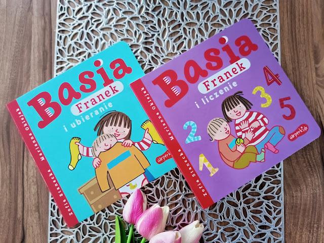 Basia Franek i... - nowości ze świata rezolutnej pięciolatki i jej rodzinki.