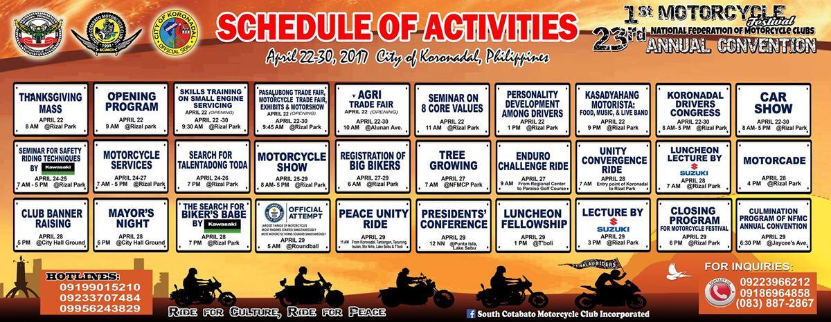 Koronadal Motorcycle Festival