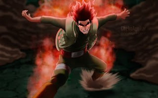 Mighty Guy | Ninja Pengguna Taijutsu