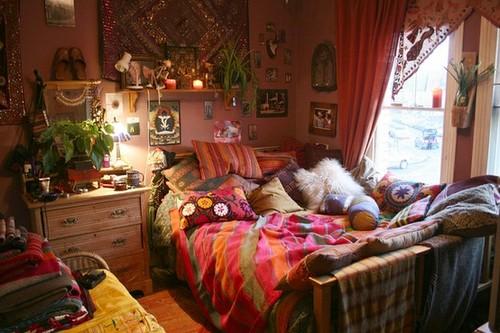Indie Girl: Indie bedroom design. on Room Decor Indie id=48506