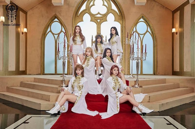 10 Kpop Girl Groups that You Need to Stan before 2020: DreamCatcher