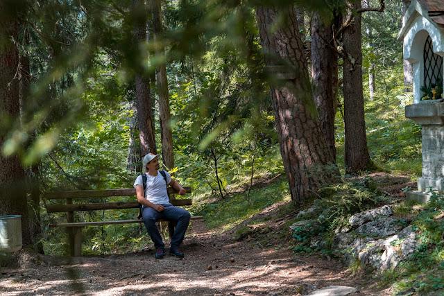 Entdeckungstouren Wasser Aulealm - Riessersee Runde + Die kleine Wank-Runde | Wandern Garmisch-Partenkirchen 15
