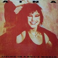 Aina [Living in a boy's world - 1988] aor melodic rock music blogspot full albums bands lyrics