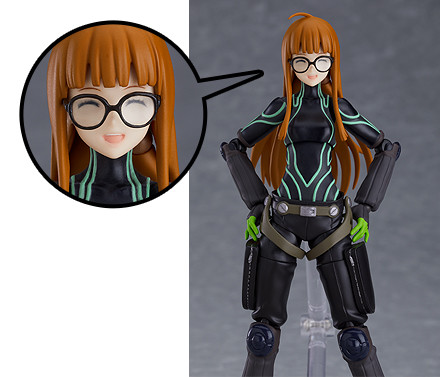 figma Oracle de Persona 5 - Max Factory