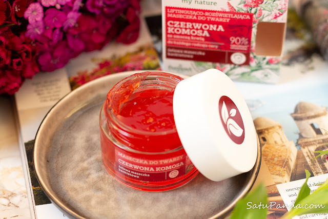 Farmona Herbal Care Red Quinoa маска для лица отзыв