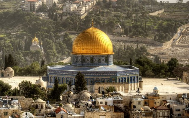 Isra and Mi'raj, Prophet Muhammad's Journey from Mecca to Jerusalem