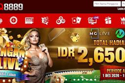QQ8889 - Agen Situs Casino Judi Slot Online & Taruhan Bola Terbesar Paling Terpercaya