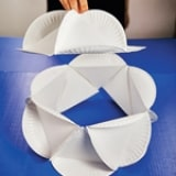 Paper-Plate Polyhedron - Step 5
