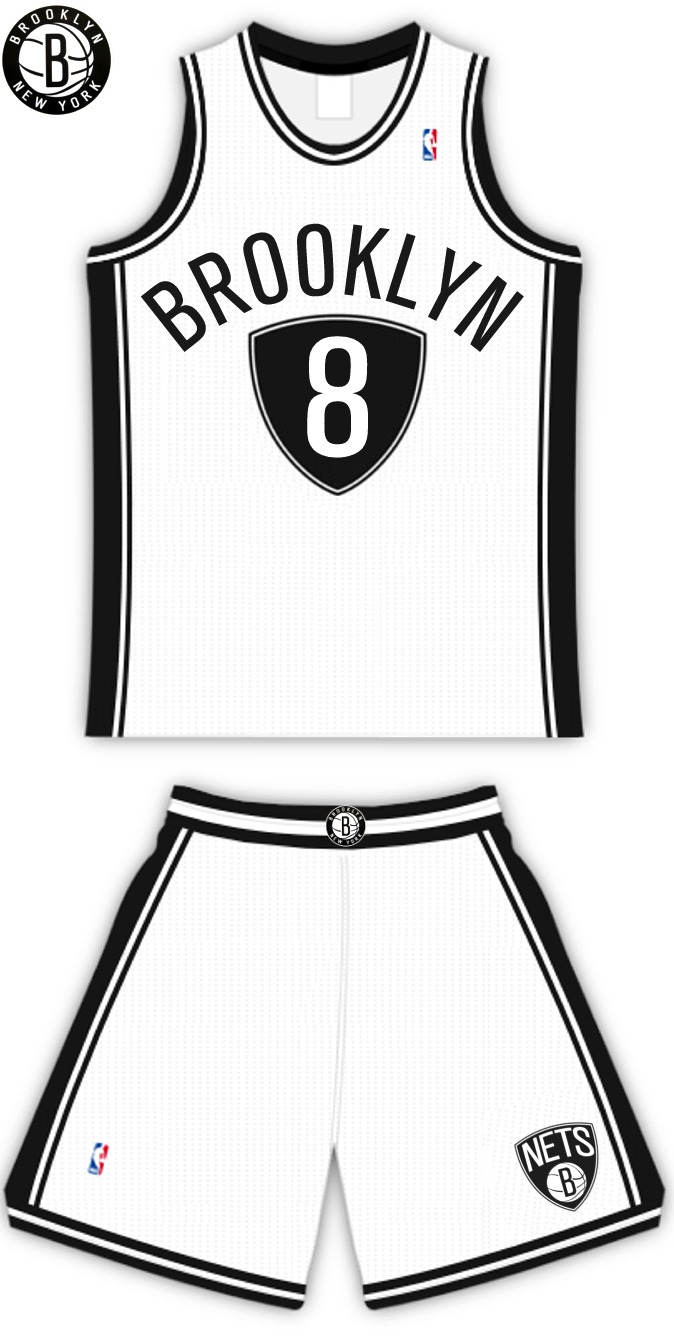 newest fd01c 6379a Grading the Brooklyn Nets New Uniforms