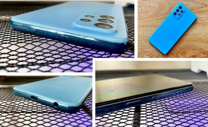 Samsung Galaxy A52 Design Review