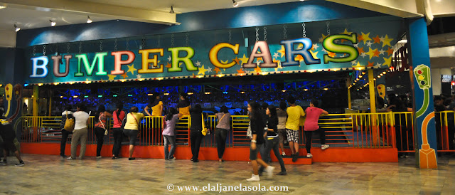 Bumper Cars, Star City