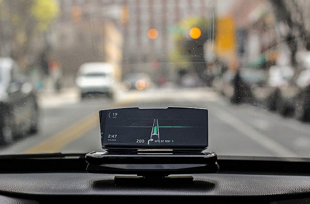 Buying Guide For A Head-up Display Device