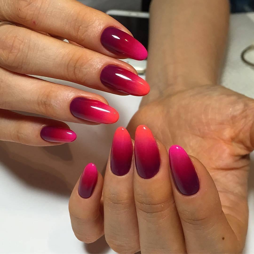 Ombre Nail Color Design Ideas Diy Kizifashion