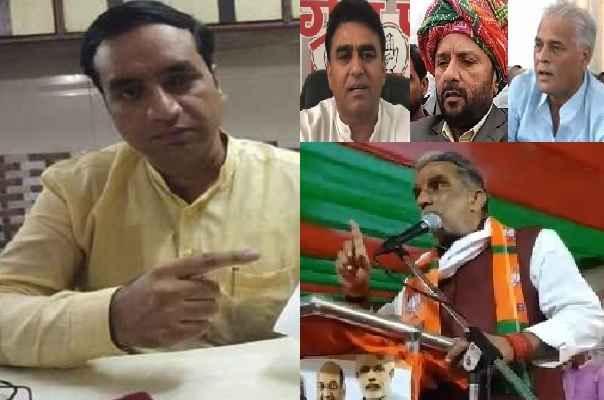 parshad-deepak-chaudhary-advise-congress-leader-against-krishanpal