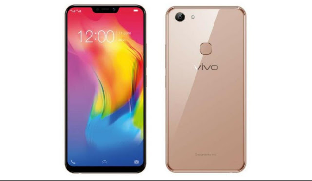 Vivo Y83 PD1803BF Firmware ROM (Flash File)