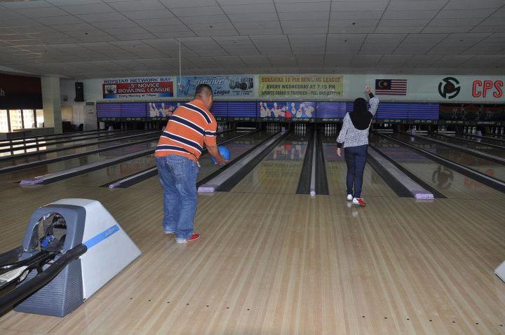 Kem PLKN Mesapol Kejohanan Ten Pin Bowling Kem PLKN