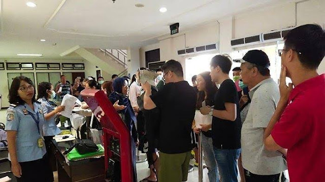 Permohonan Izin Tinggal Meningkat, Didominasi WNA asal China