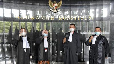 Sidang Sengketa Pilkada Sumbar, PKS: Keputusan MK Teguhkan Legitimasi Mahyeldi-Audy