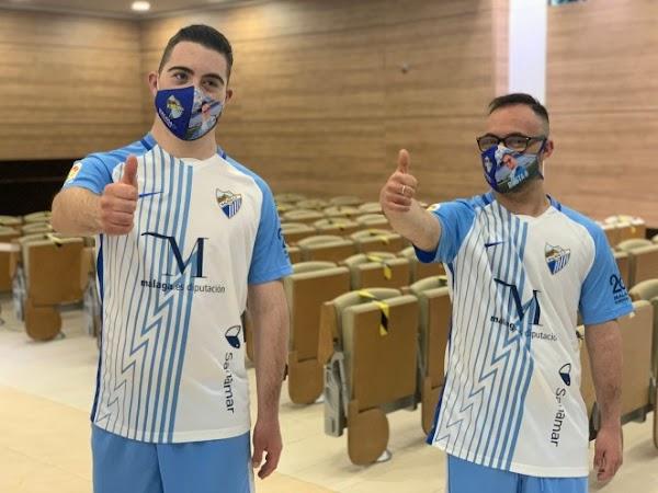 El Málaga CF estará en la Competición Virtual de LaLiga Genuine Santander