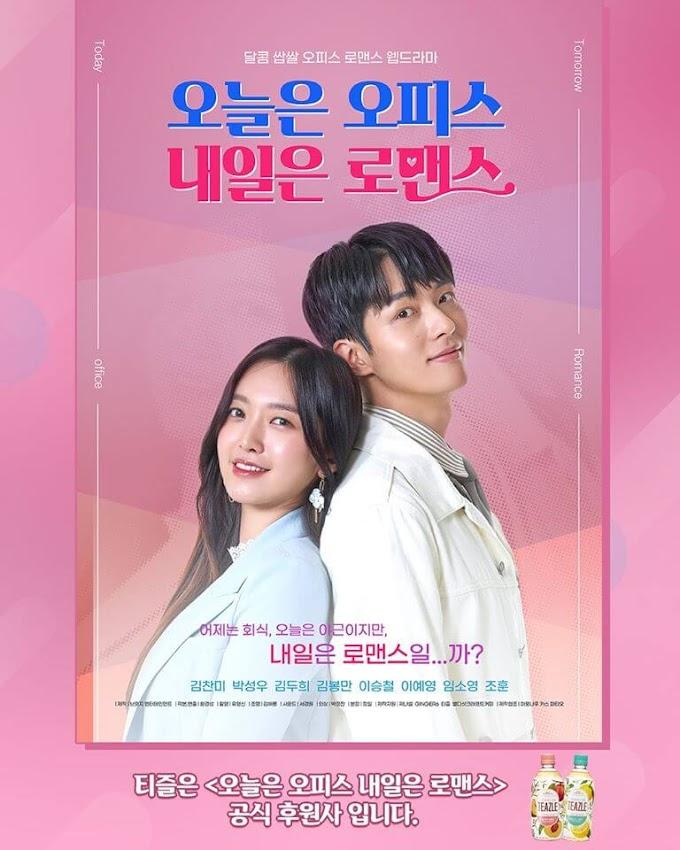 Drama Korea Today Office Tomorrow Romance