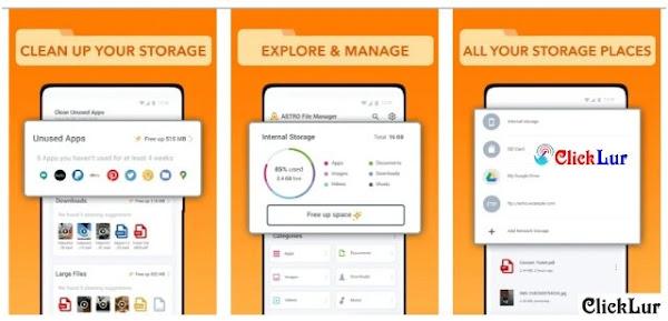 Astro File Manager - ES File Explorer Alternative