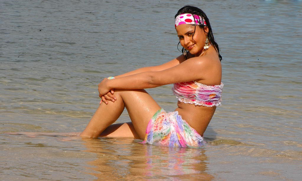 Actress  Farzana Photoshoot