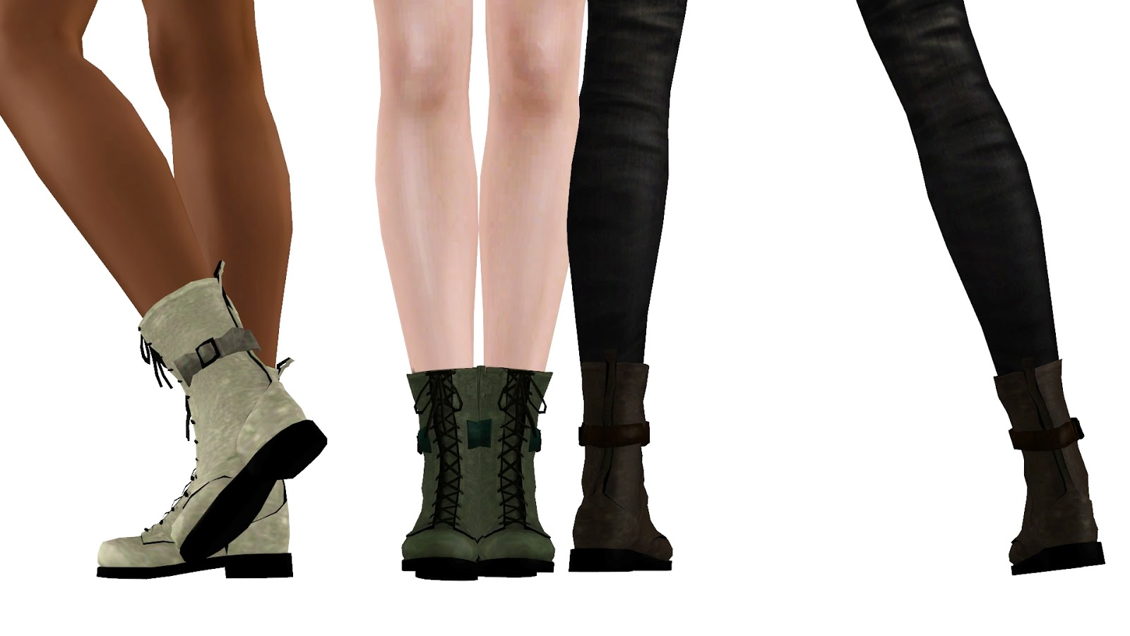 My Sims 3 Blog Tomb Raider Boots By Rayne