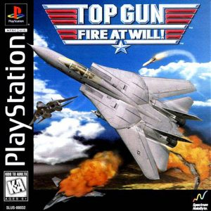 Top Gun: Fire at Will (1996) PS1 Download