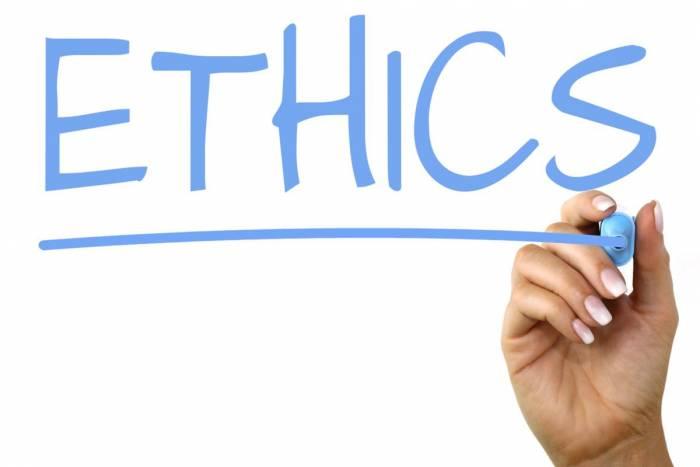 Pengertian Etika