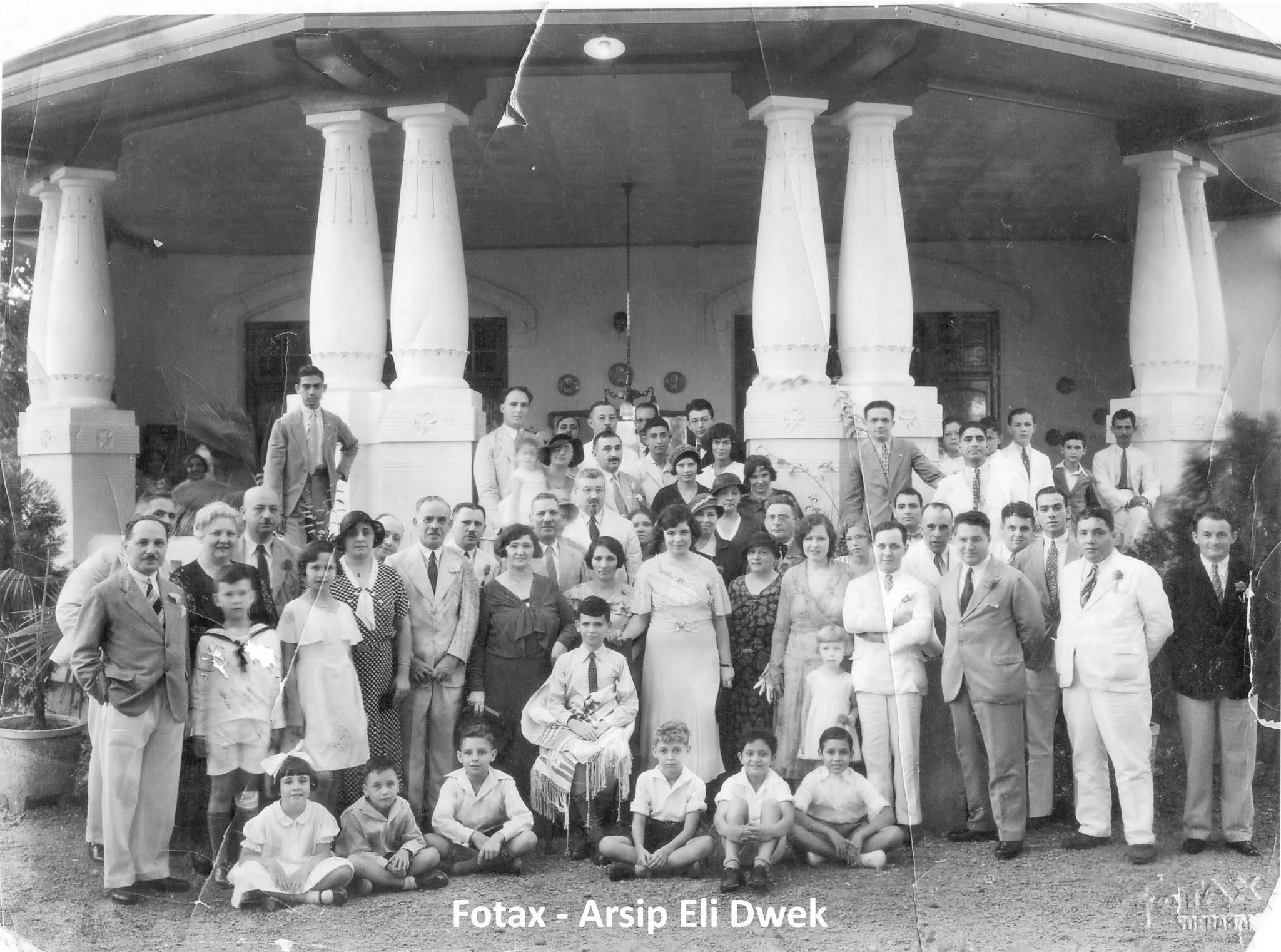 Keberadaan dan Pupusnya Yahudi di Surabaya