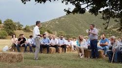 Σε απόγνωση οι κτηνοτρόφοι...Ψοφάνε από την πείνα τα αιγοπρόβατα πολλών κτηνοτρόφων σε όλη την Ελλάδα, καθώς από την μία ο κορωνοϊός, από τη...