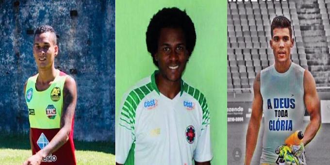 Oriente fecha com ex-atacante do Ipatinga, ex-goleiro do Democrata e artilheiro de 2017